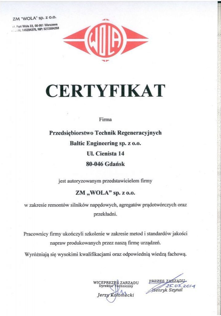 CERTYFIKAT-ZM-WOLA-2014