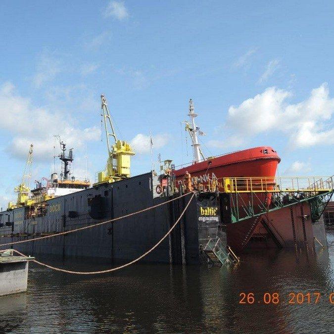 remonty jednostek pływających 5