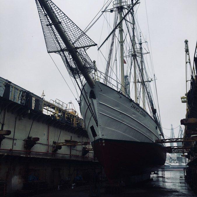 remonty jednostek pływających 6