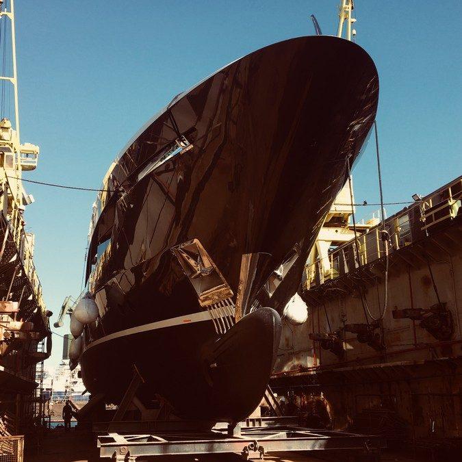 remonty jednostek pływających 7