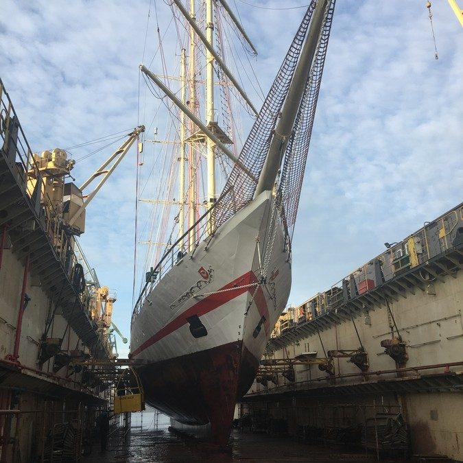 remonty jednostek pływających 11