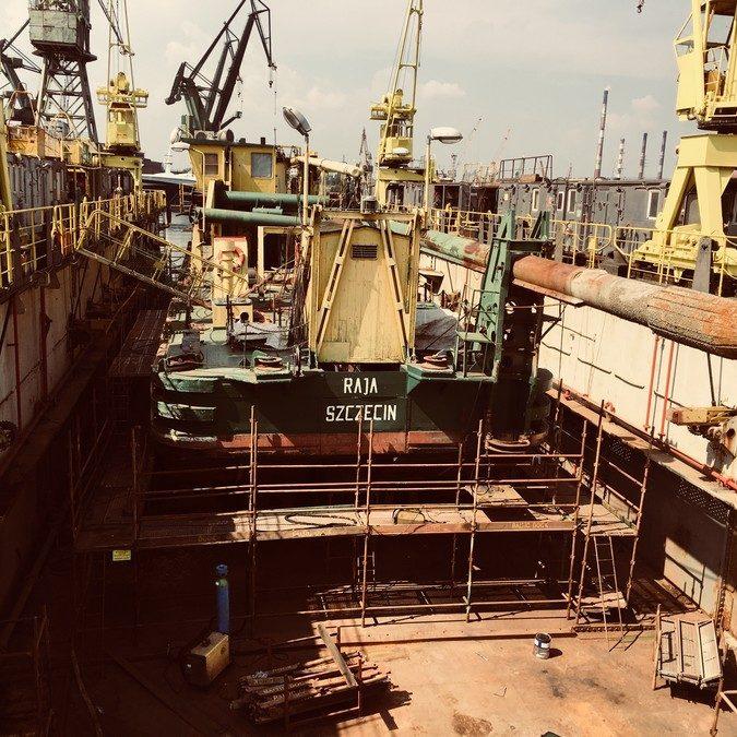 remonty jednostek pływających 13