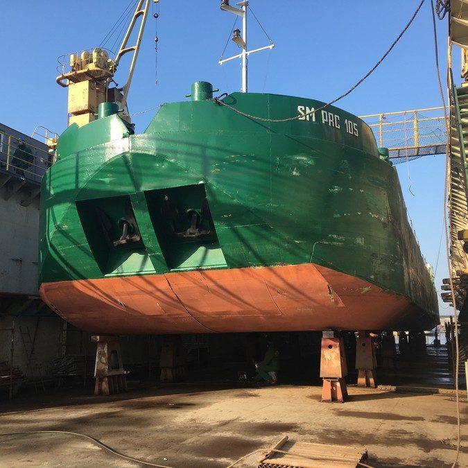 remonty jednostek pływających 14