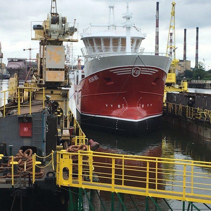 remonty jednostek pływających 16