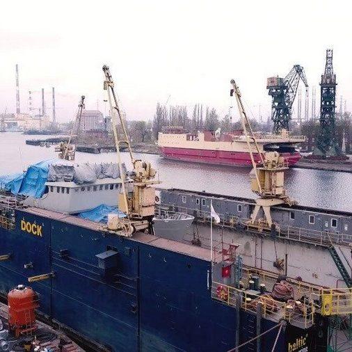 remonty jednostek pływających 21